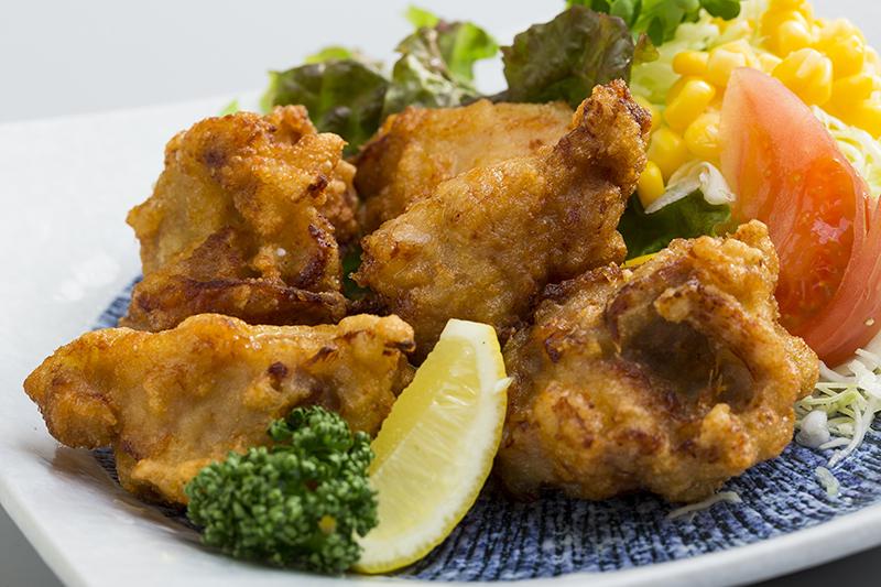 鶏の唐揚げ ¥500(税込¥550)