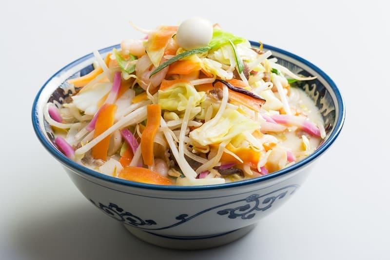 海鮮チャンポン ¥800(税込¥880)